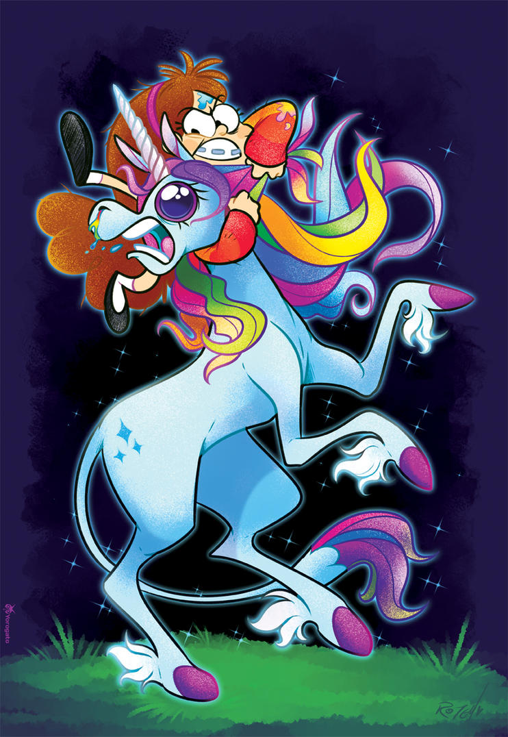 don u0027t trust the unicorns by vaporotem on deviantart