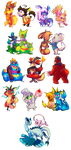 Pokemissions part 4 by vaporotem