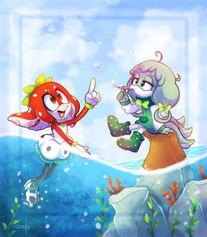 Under The Sea Sorta