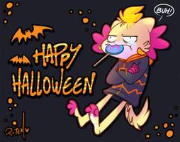 My Bitter Halloween