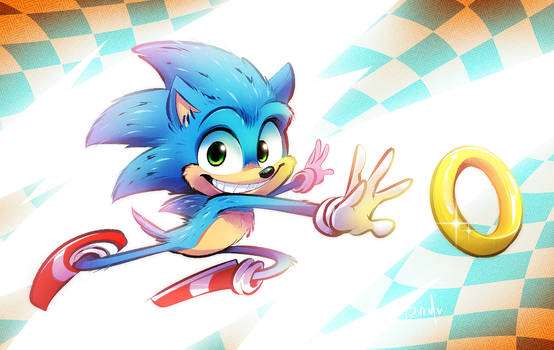 New Sonic