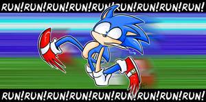 Sonic runrunrun