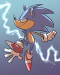 Speed of Lightning