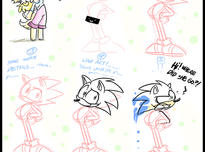 Sonic tutorials . . . by vaporotem