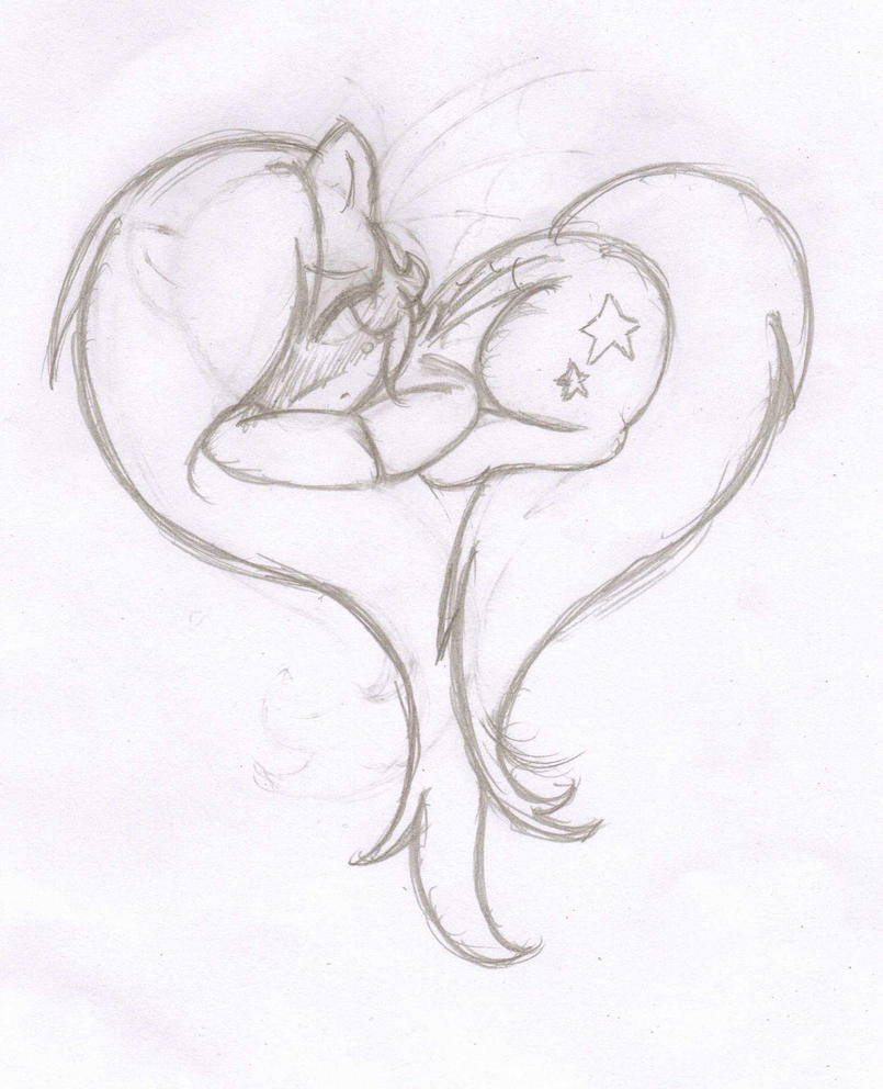 pencil-sketches-of-angels