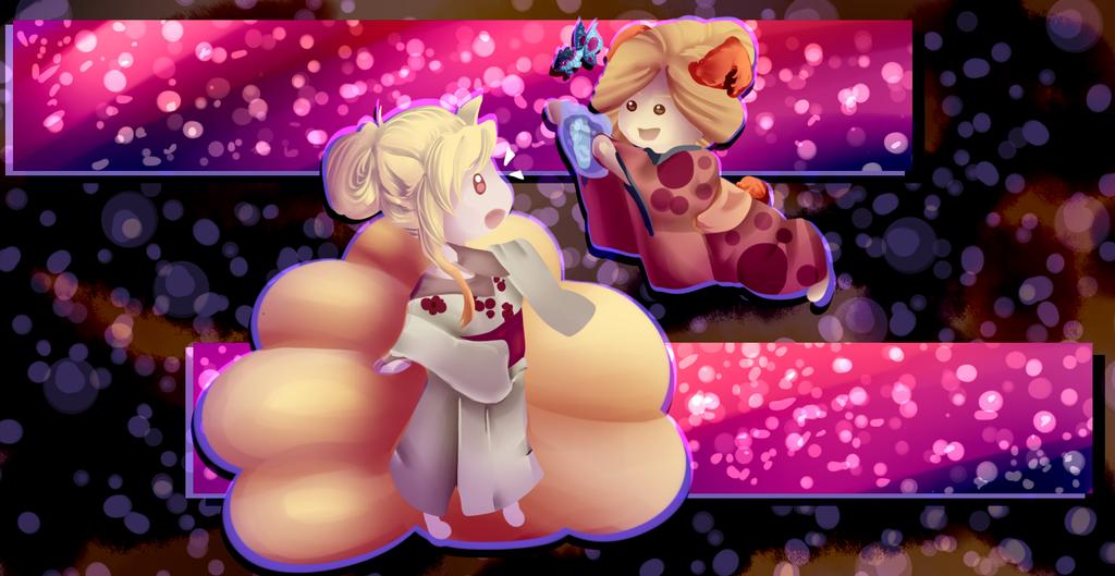 Pokimono Tanabata - Awkward Mothers by Tyncelu