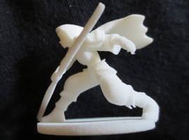 The Killer Carpenter Adran Moonweave Elf Ranger