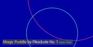 SVG Animation: Magic Puddle by pikadudeno1