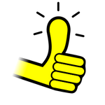 Thumbs Up! by PixievoltNo1