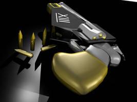 Black Cat Gun