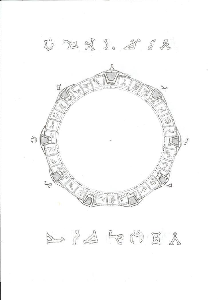 The Stargate by MazerRackham