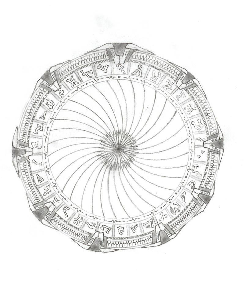 The Stargate 2 by MazerRackham