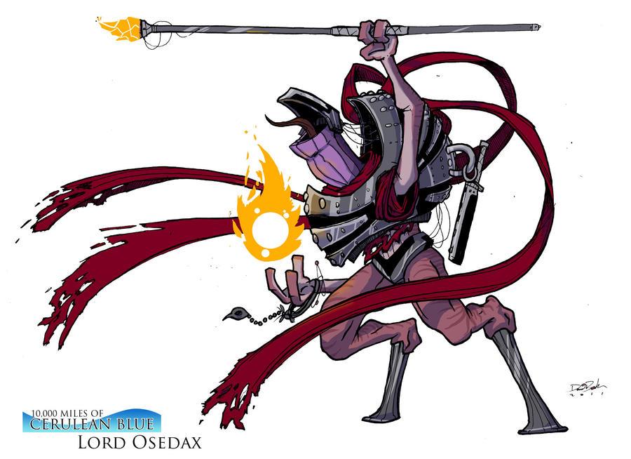 Lord Osedax by TheGreatMrChibi