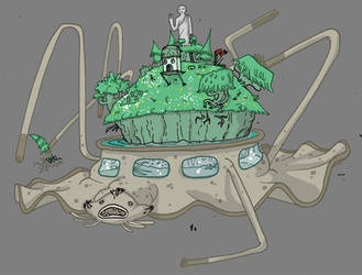 Plant Scavenger by TheGreatMrChibi