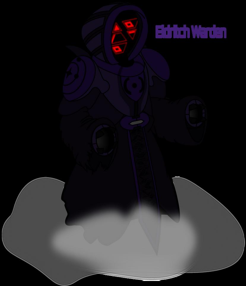 Eldritch Warden by TheFusionLatios on DeviantArt