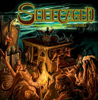 Soulcaged Cover artwork by SlaveToTheDark