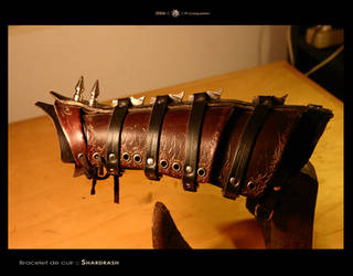 Spiky pinup 1 by SlaveToTheDark