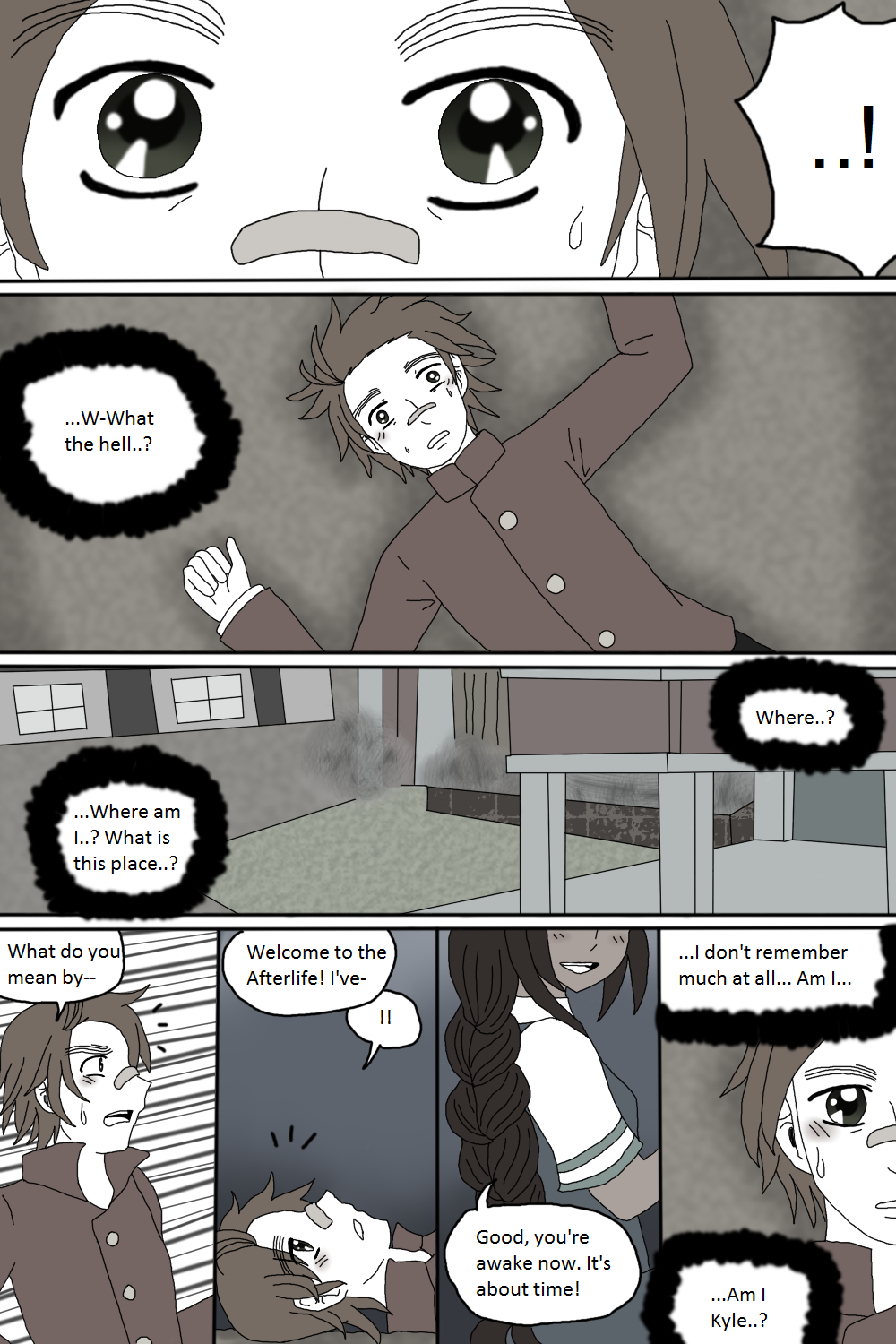 KoHD ep 1 page 1 by melonstyle
