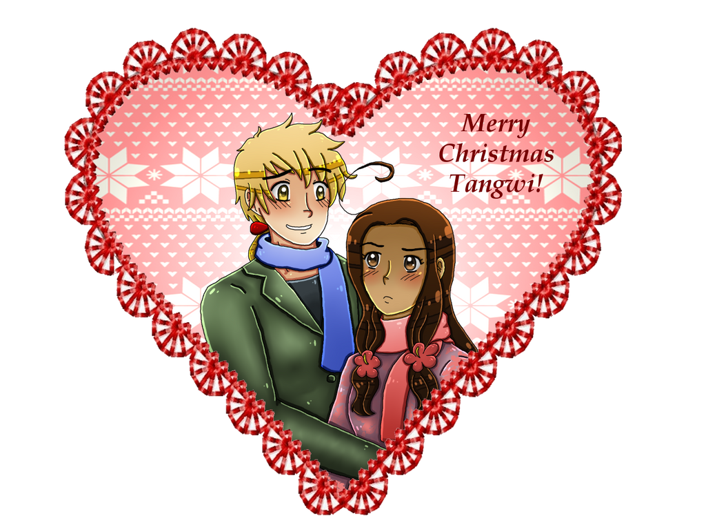 [GANG SECRET SANTA] Tangwi by melonstyle
