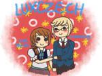 [HETALIA] LuxCzech (see description!)