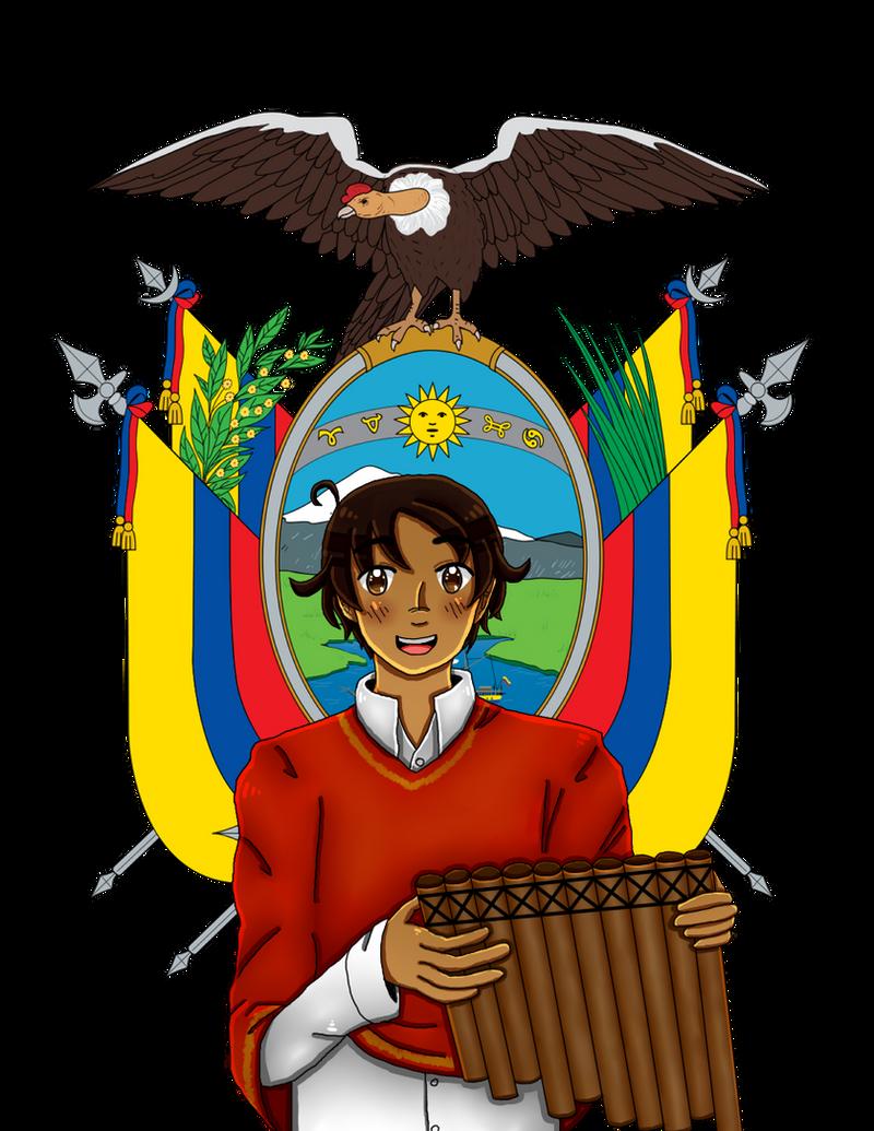 [HETAOC] Ecuador's Independence Day! by melondramatics