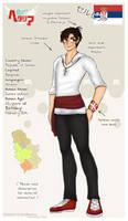 [HETALIA] Serbia Profile