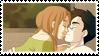 [NARUTO] Sekkai x Mayumi stamp by melonstyle