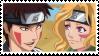 [NARUTO] Kiba x Yasu stamp by melonstyle