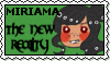 Miriama stamp by melonstyle