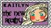 Kaitlyn stamp by melonstyle