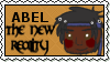 Abel stamp by melonstyle
