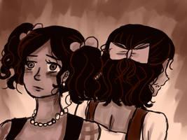 [CPMeme] 96. Imani and Ivory by melondramatics