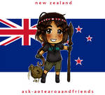 New Zealand cheeb