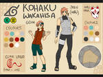 [NARUTO] Kohaku Wakahisa