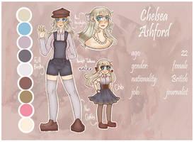 [OC] Chelsea Ashford