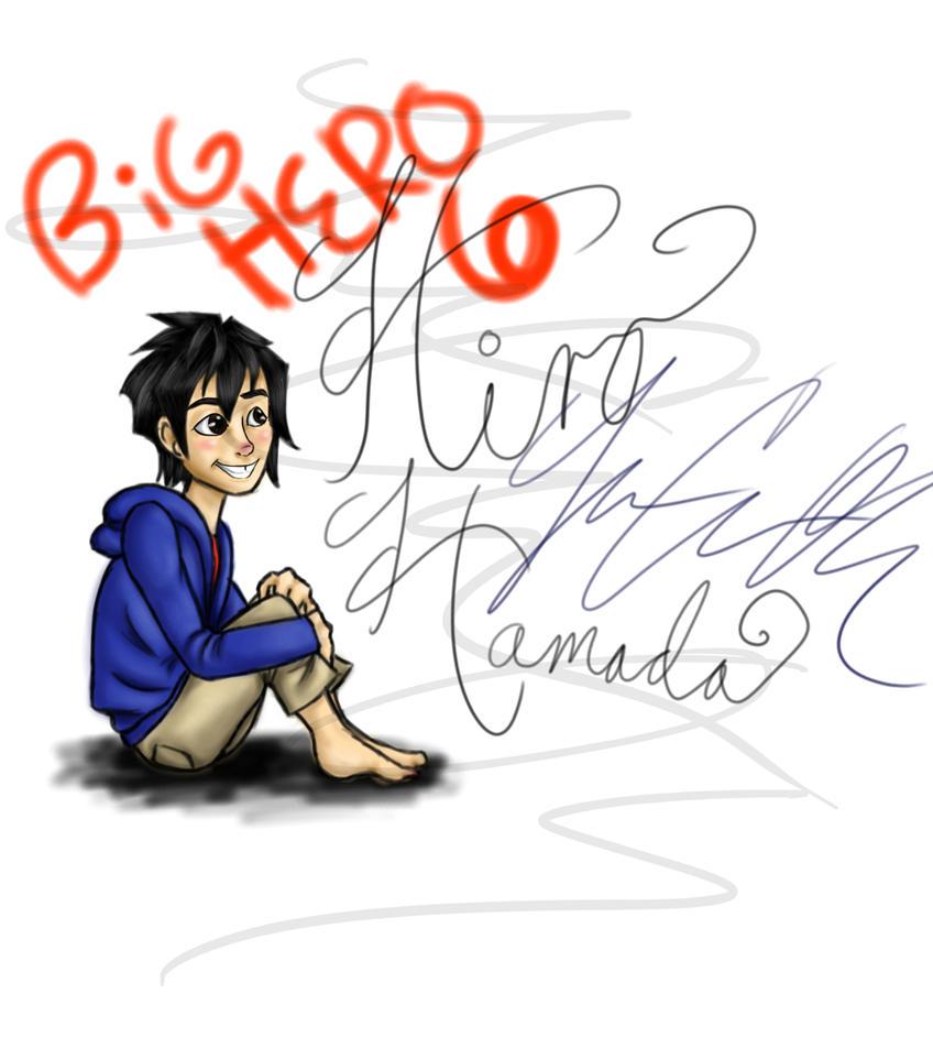 Hiro Hamada by Oraclespeaker