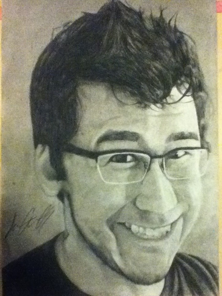 Markiplier by Oraclespeaker