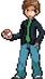 Pokemon Trainer - Myself by Randy-355