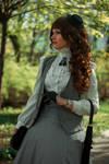 Lolita Mycroft Holmes.