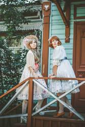 Sisters. by 8Liru-chan8