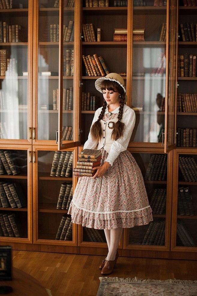 Country Lolita. Library. by 8Liru-chan8