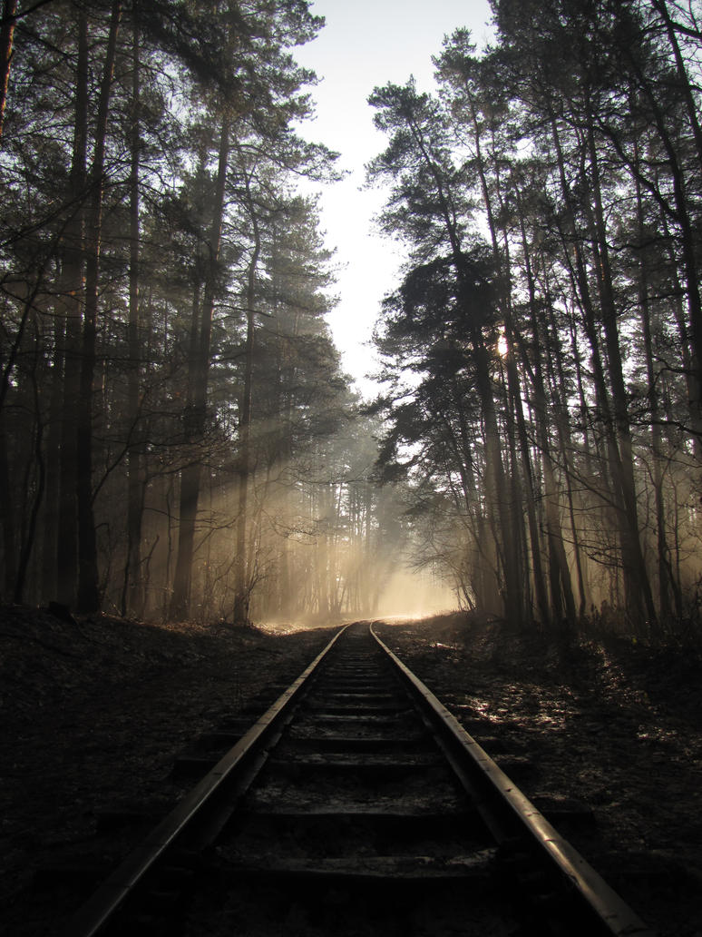 No way back by MamaBakasi