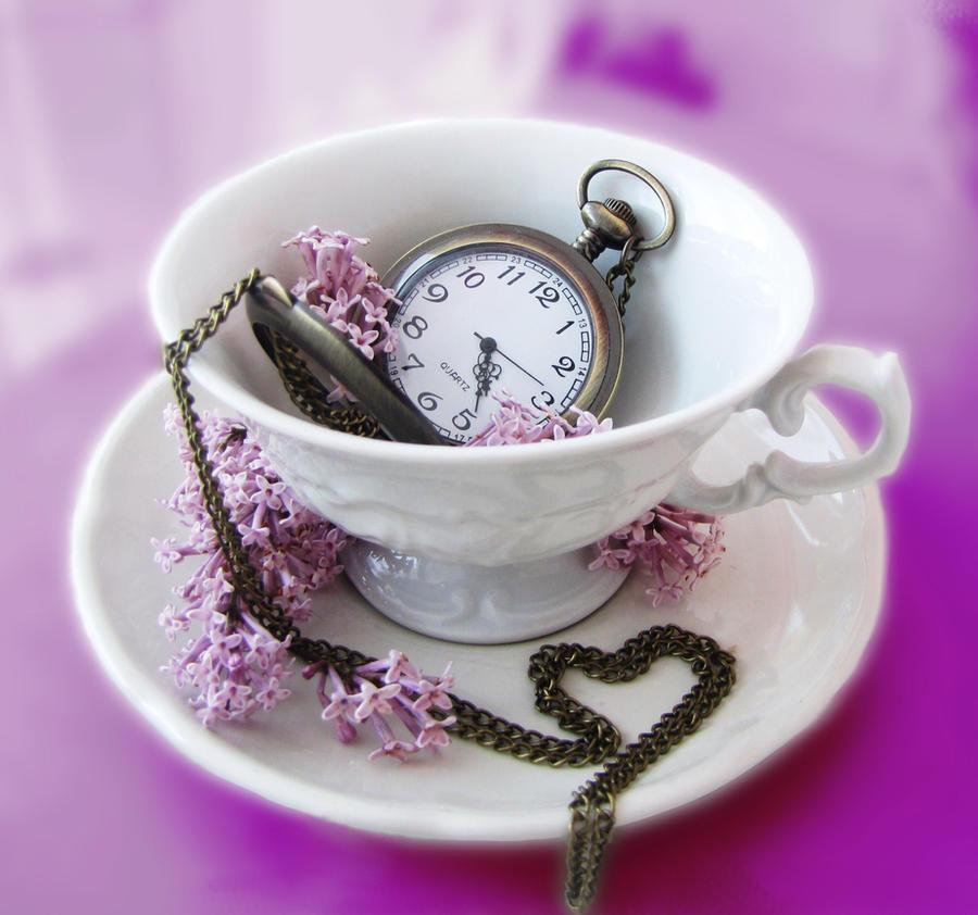 .tea time.