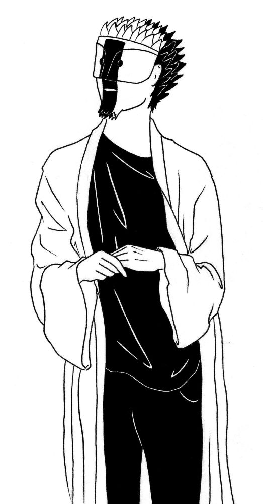 A Very Important Man by Kinshi-Setsunai