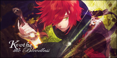 Kvothe the Bloodless by Dhencod