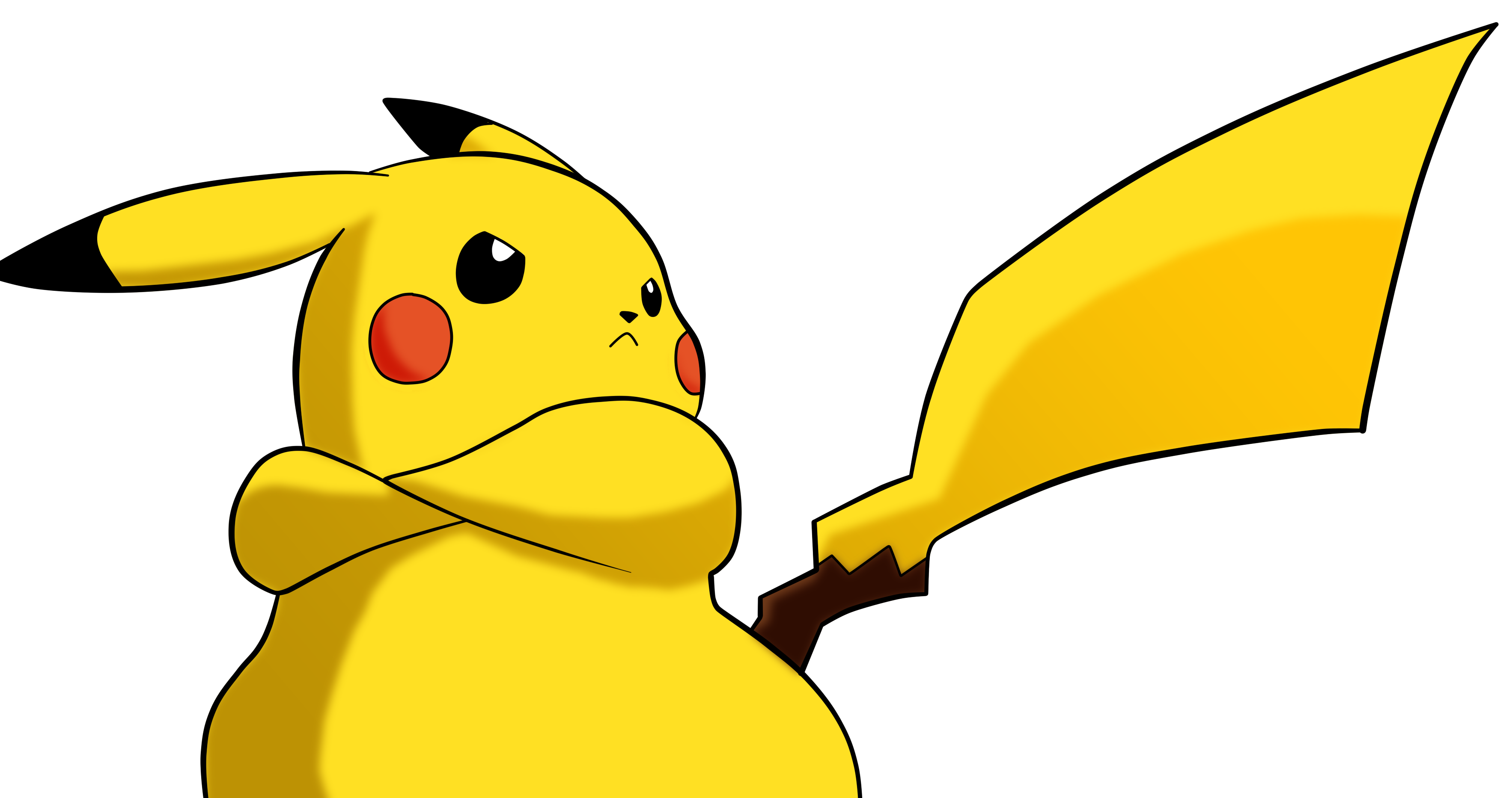 Top 5 Favorite Video Game Characters - Page 2 Pikachu_epic_pose_by_dhencod-d55ji0n