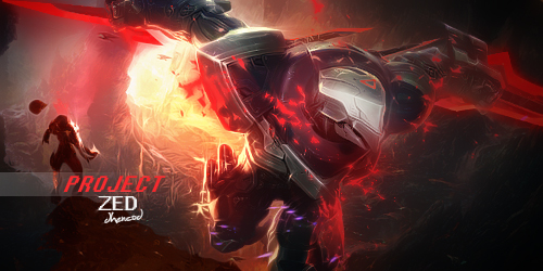 PROJECT: Zed by Dhencod