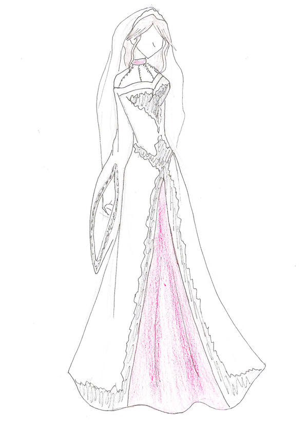 Wedding Dress Concept By Manga Inu Chan On Deviantart