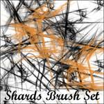 Shards Brush Set