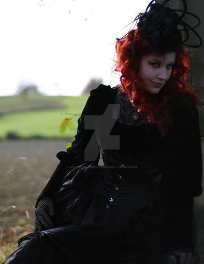 Dark Victorian 1 by MADmoiselleMeliStock